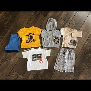 Baby Boy 3 Month Size Clothing